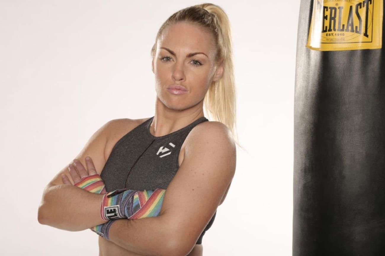 Hardy vs Camara - UFC Fight Pass - May 14 - 8:30pm ET