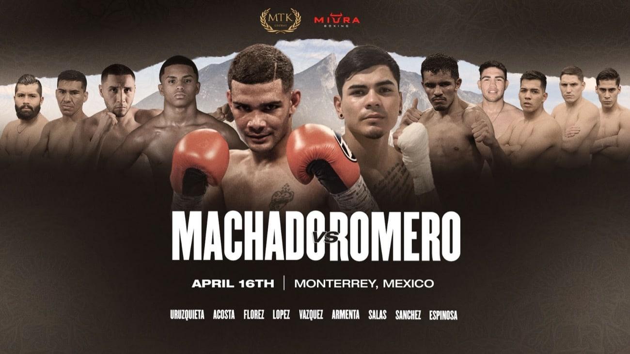 Vazquez vs Hernandez - IFL, ESPN+ - April 16