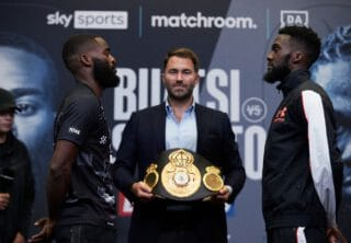 Buatsi vs Dos Santos - Sky Sports, DAZN - May 15 - 2:00 PM ET