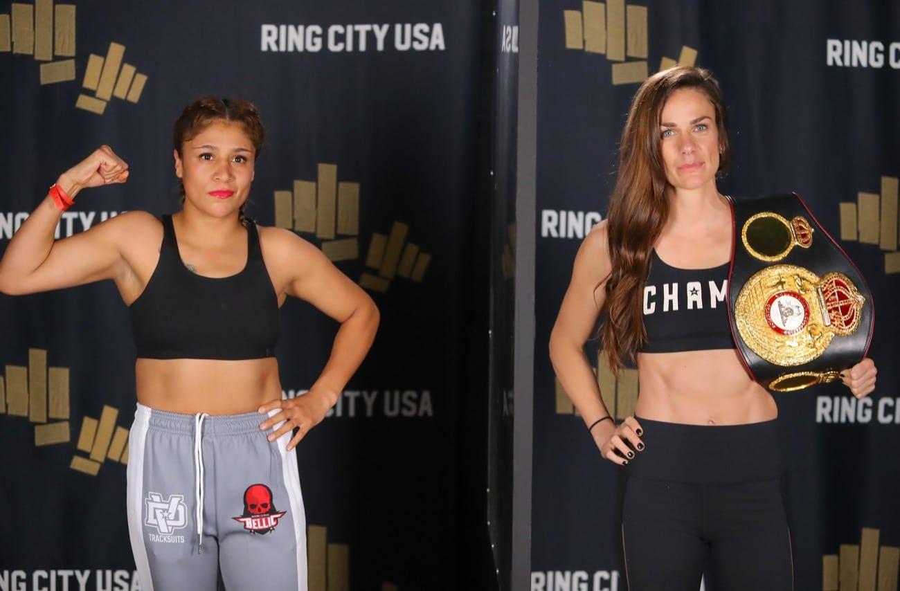 Mrdjenovich vs Hernandez - NBCSN - April 22