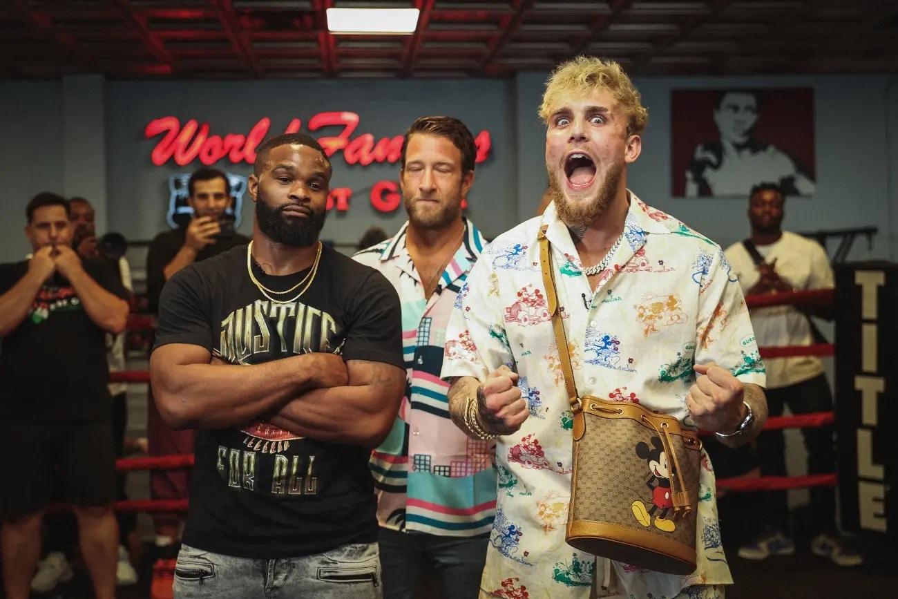 Paul vs Woodley - Showtime PPV - Aug. 29 - 9 pm ET