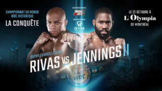Rivas vs Rozicki - FITE TV - Oct 22 - 8 pm ET